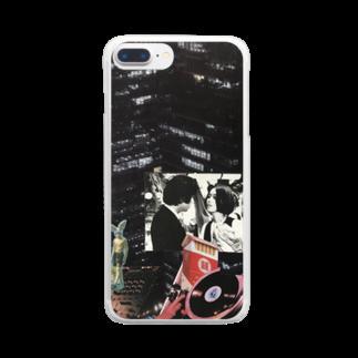 Marikaの午夜電影 Clear smartphone cases