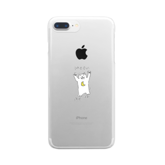 pipopapo0818のnanjya-are13 Clear smartphone cases