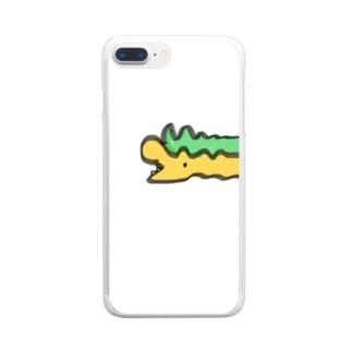 しゅふのひつまぶし Clear smartphone cases