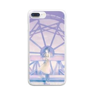 水車 Clear smartphone cases