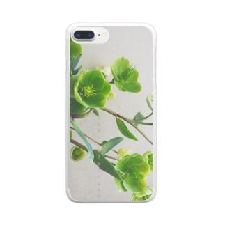 フェチダス  クリア Clear smartphone cases