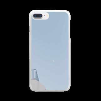 梢の白む Clear smartphone cases
