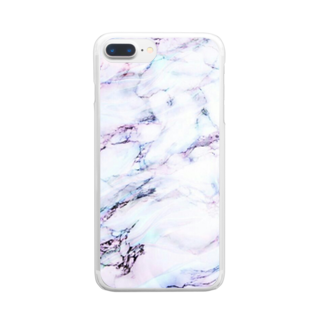 Re:Morayのだいりせき Clear smartphone cases