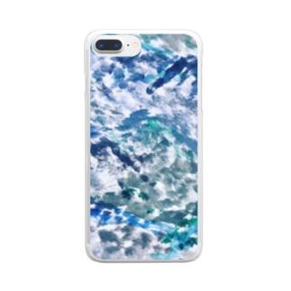 大海原にはもう戻らない Clear smartphone cases