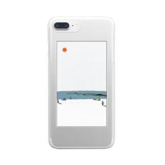 海2 Clear smartphone cases