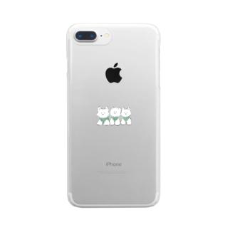ウエスティグッズ Clear Smartphone Case