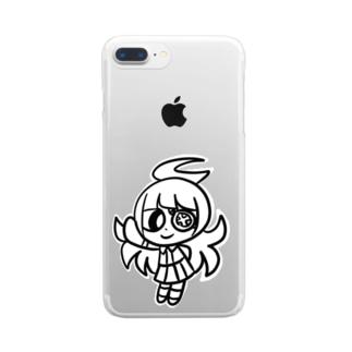 コリトのイサちゃん Clear smartphone cases