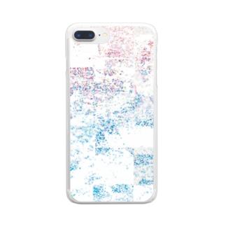 み・merry Clear smartphone cases