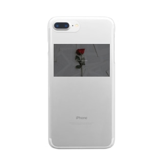 Romance iPhoneケース Clear smartphone cases