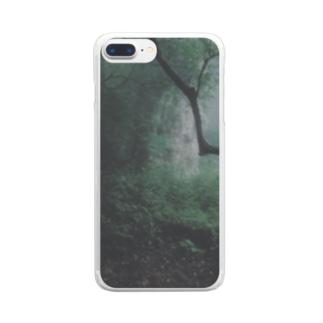 yakushima Clear smartphone cases
