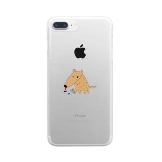arikui Clear smartphone cases