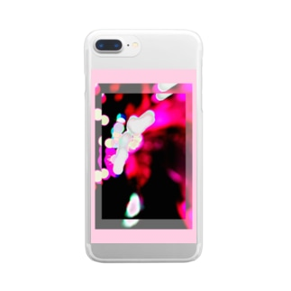 overlap2 Clear smartphone cases