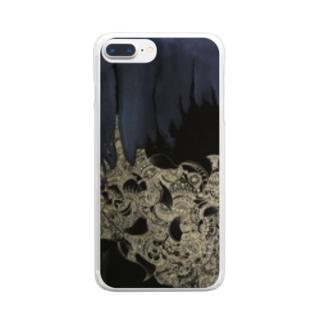 HAKUMEI(薄明) Clear smartphone cases