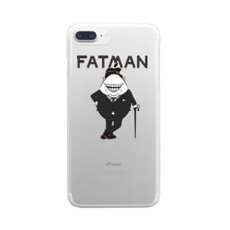 fatman Clear smartphone cases