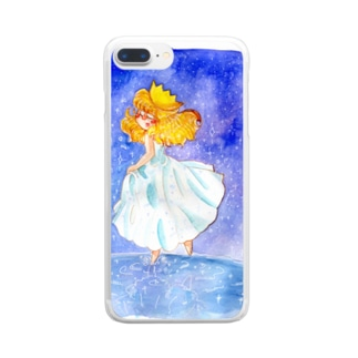 twinkle Night Clear smartphone cases