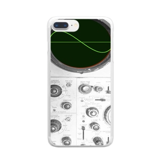 測定器 Clear smartphone cases