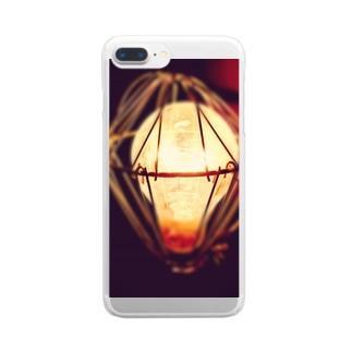hirameki Clear smartphone cases
