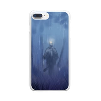 レイスシリーズ Clear smartphone cases
