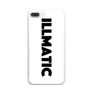 ILLMATIC - IPHONE CASE Clear smartphone cases
