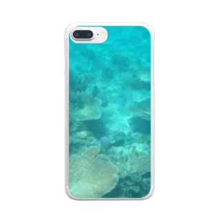 The World Trip ~オーストラリア~ Clear smartphone cases