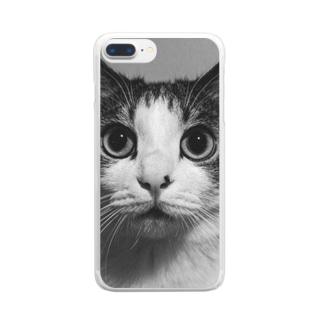 ゆべし2 Clear smartphone cases