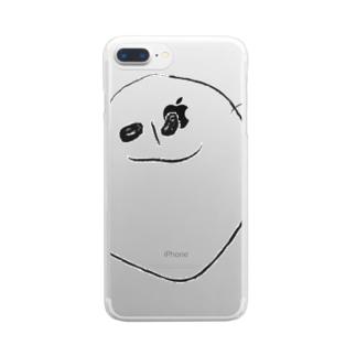 おとうさん3.5 Clear smartphone cases