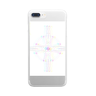 what is ego? Clear smartphone cases