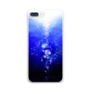 WATER Clear smartphone cases