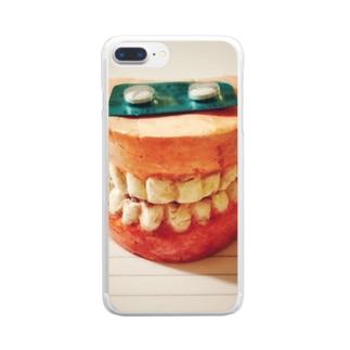 eerie-eery商會の23 May 2020(eerie-eery) Clear smartphone cases