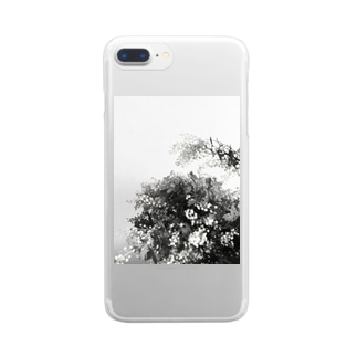 mimosa Clear smartphone cases