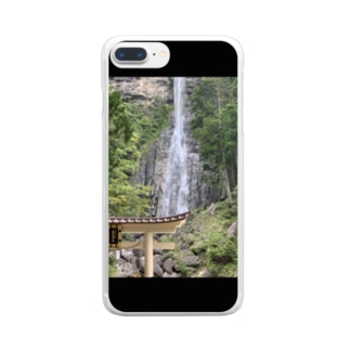 The nature  Clear smartphone cases
