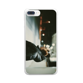 👩🌃 Clear smartphone cases