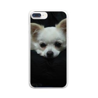 ワンダフル Clear smartphone cases