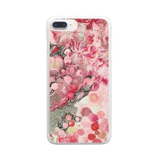 闘う細胞 Clear smartphone cases
