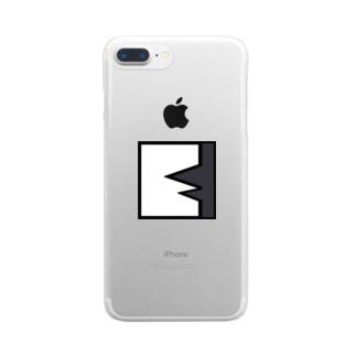 suzuyaの周波数的な何か.2 Clear smartphone cases