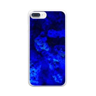 水槽 Clear smartphone cases