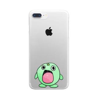 ふしぎの海のポトフのふしぎの海のポトフ Clear smartphone cases