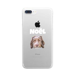 よっしぃのNOëL Clear smartphone cases