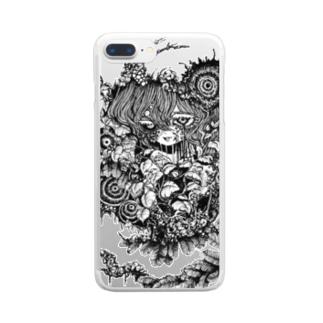 天使 Clear smartphone cases