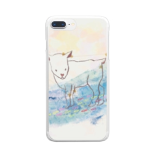 山羊座 Clear smartphone cases