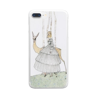 Kay Nielsen8 Clear smartphone cases