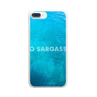 no sargasso x cozmel  Clear smartphone cases