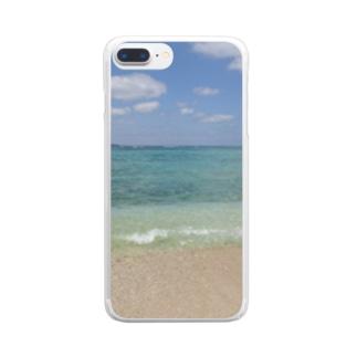 美海 Clear smartphone cases