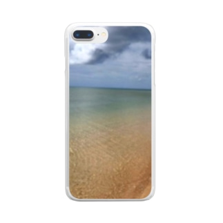 ocean Clear smartphone cases