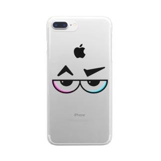 zeeksonのJITOME Clear smartphone cases