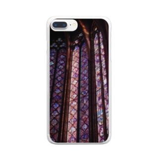 世界一周千夜一夜の7 Clear smartphone cases