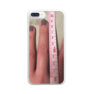 9cm Clear smartphone cases