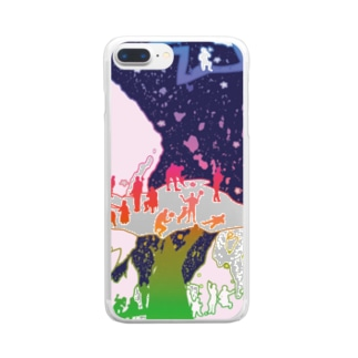 River of heaven-tsc01 Clear smartphone cases