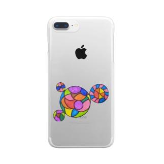 サーコ~ Clear smartphone cases