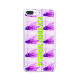 PUNKISH FISH Clear smartphone cases